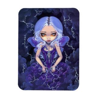 """Dress of Storms"" Flex Magnet"