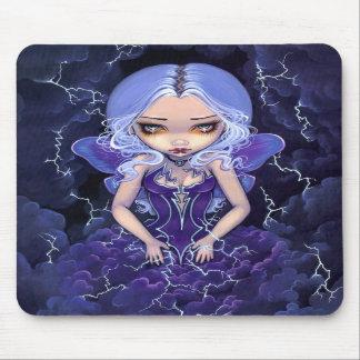 """Dress of Storms"" Mousepad"