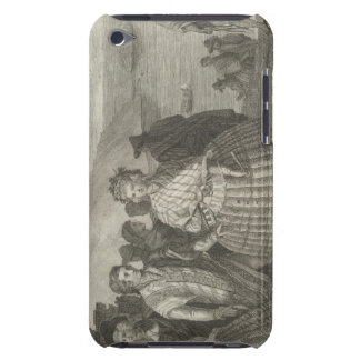 Dress of the Inhabitants of Conception Case-Mate iPod Touch Case