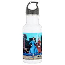 Dress Patterns #2 Water Bottle