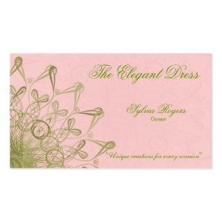 Dress Shop Business Card