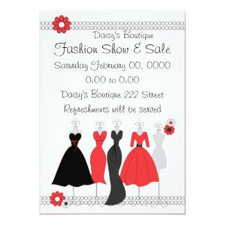 Dress boutique cards greeting photo cards zazzle dress shop daisy theme card stopboris Images
