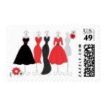 Dress Shop-Daisy Theme Postage