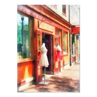 Dress Shop Fells Point MD Card