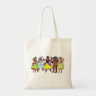 Dress Up Ball Budget Tote Bag