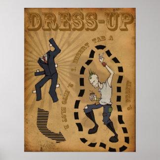 Dress-Up Poster