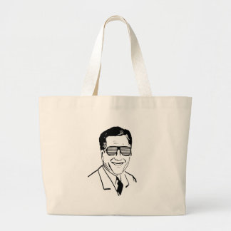 Dress Up Romney Vision.png Canvas Bags