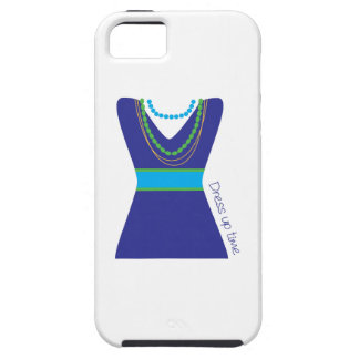 Dress Up Time iPhone 5 Case