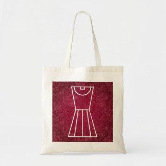 Dress Whites Icon Budget Tote Bag