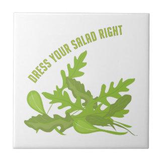 Dress Your Salad Tile