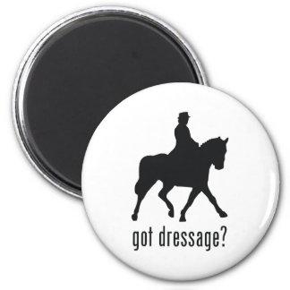 Dressage 2 Inch Round Magnet