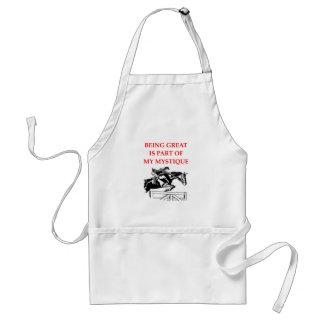 dressage apron