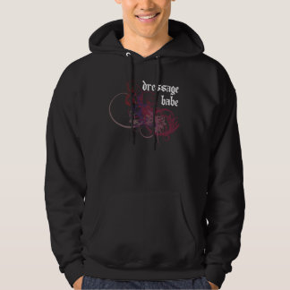 Dressage Babe Hooded Pullover
