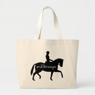 Dressage! Tote Bags