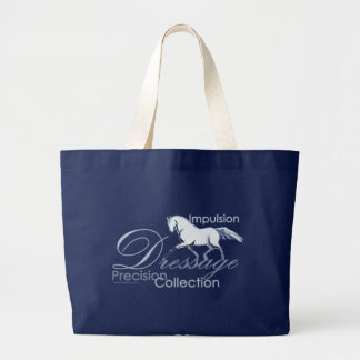 Dressage Tote Bags