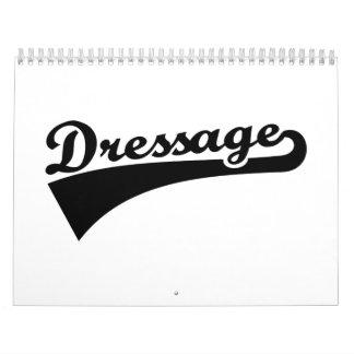 Dressage Calendar
