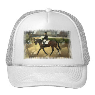 Dressage Competition Baseball Hat