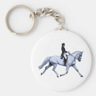 DRESSAGE del EXTREMO del arte del caballo Llavero Personalizado