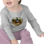 Dressage Extensions Infant Tshirts