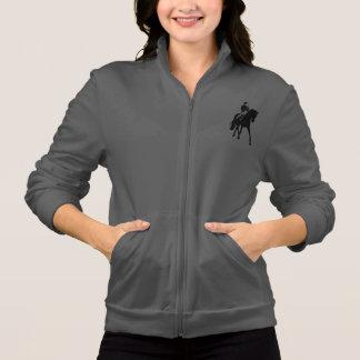 Dressage Fleece Zip Jogger Jacket