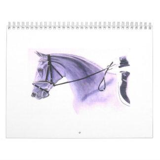 Dressage Horse Wall Calendars
