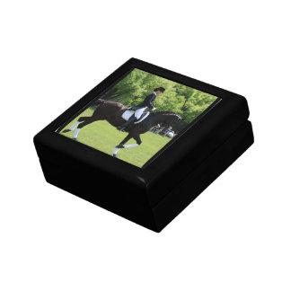Dressage Horse Design Gift Box