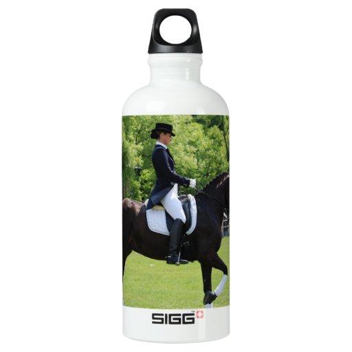 Dressage Horse Design SIGG Traveler 0.6L Water Bottle