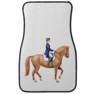 Dressage Horse Equestrian Auto Floor Mats Floor Mat