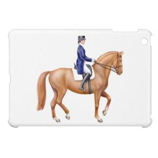Dressage Horse Equestrian iPad Mini Case