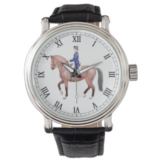 Dressage Horse Equestrian Watch