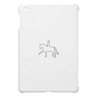 DRESSAGE HORSE iPad MINI CASE