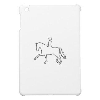 DRESSAGE HORSE iPad MINI COVER