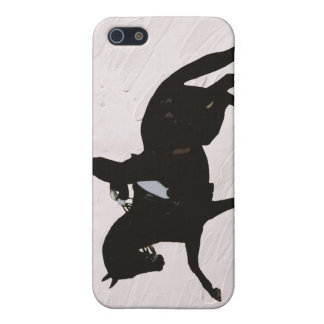 Dressage Horse & Rider Case For iPhone SE/5/5s