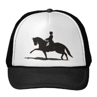 Dressage Horse & Rider Trucker Hat