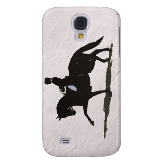 Dressage Horse & Rider Samsung Galaxy S4 Cover