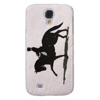Dressage Horse & Rider Samsung Galaxy S4 Cover