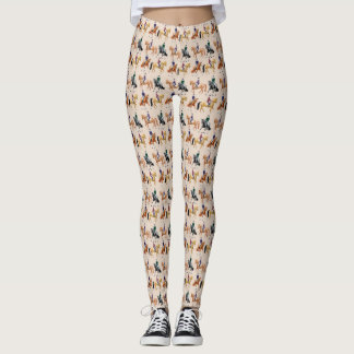 Dressage Horse Riding Equestrian Leggings