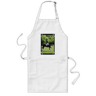 Dressage Horse Show Design Apron