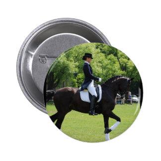 Dressage Horse Show Pin