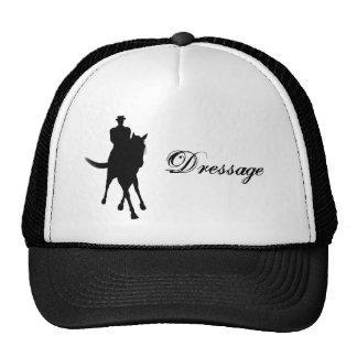 Dressage Horse Silhouette Trucker Hat