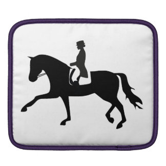 Dressage Horse Sleeve For iPads
