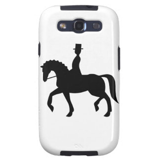 dressage icon samsung galaxy s3 cases