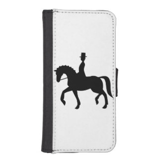 dressage icon iPhone 5 wallets