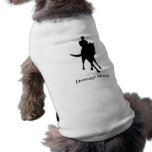 Dressage Mascot Cute Dog T-Shirt