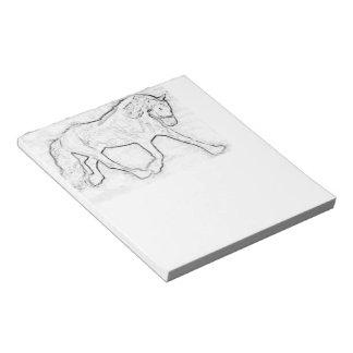 Dressage Notepads