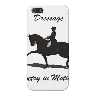 Dressage - poesía en caballo del movimiento iPhone 5 carcasas