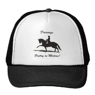 Dressage Poetry in Motion Trucker Hat