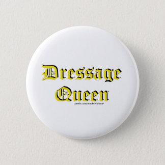 Dressage Queen Button