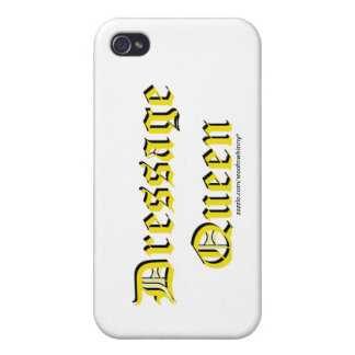 Dressage Queen Case For iPhone 4