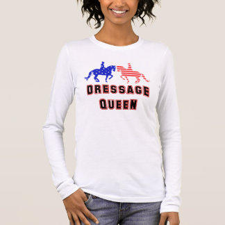 Dressage Queen Stars & Stripes Collection Shirt